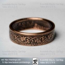 nhan-dong-xu-coin-ring-India