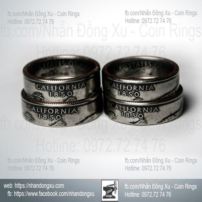 nhan-dong-xu-coin-ring-California-Quarter