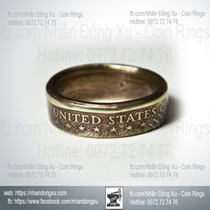 nhan-dong-xu-coin-ring-One-Dollar-SACAGAWEA