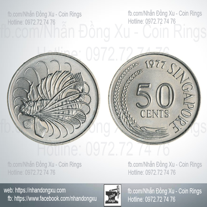 nhan-dong-xu-coin-ring-Singapore-50-Cents